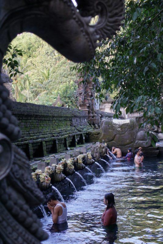 Tirta Empul, Bali, Indonesia