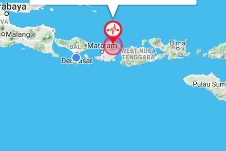 Gempa, Lombok, 7.0 SR