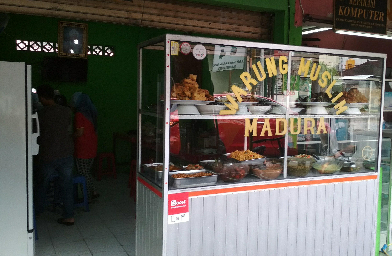 Warung Muslim di Kuta Bali
